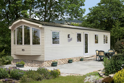 Willerby Signature holiday home