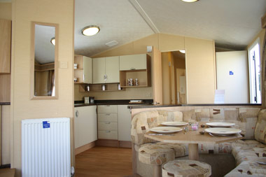 Willerby Westmorland Kitchen Diner