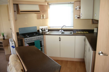 Willerby Westmorland Kitchen