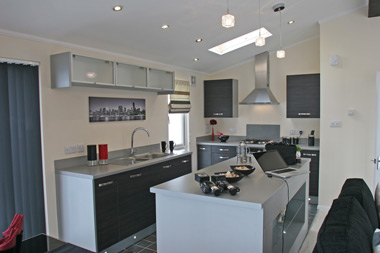 Tingdene Escape Kitchen