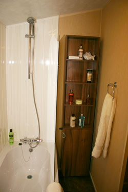 Willerby Winchester Mk4 shower over bath