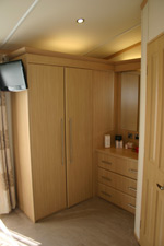 Carnaby Essence Double Bedroom Wardrobe