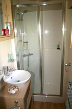 Carnaby Essence Shower Room