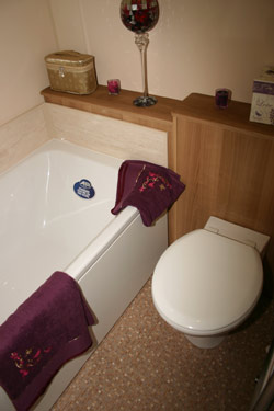 ABI Westwood Ensuite Bathroom