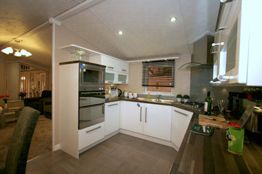 Willerby Meridian Kitchen