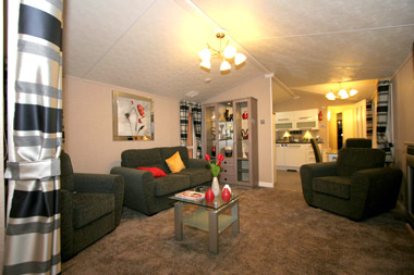 Willerby Meridian lounge