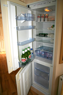 Stellar Sunrise Fridge Freezer