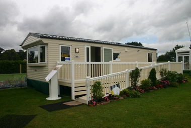 Lawns Show 2011 Willerby Rio Disabled