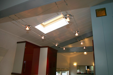 Prestige Matrix Kitchen Lighting