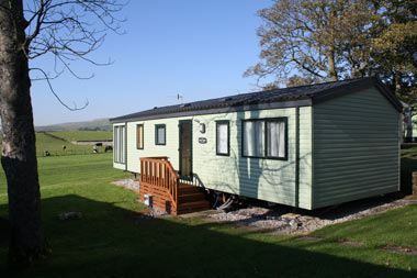 Static caravan spring checks