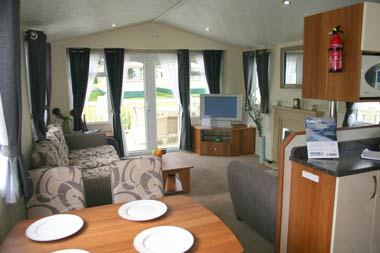 Willerby living room
