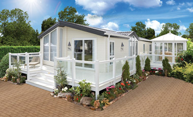 Willerby Oyster Bay Lodge Exterior