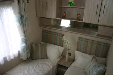 Carnaby Aspire Static Caravan Second Bedroom