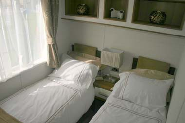 ABI The Lodge 2-bed twin room
