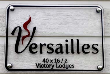 Victory Versailles holiday lodge