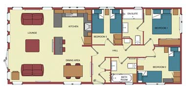 2014 Omar Apex floor plan