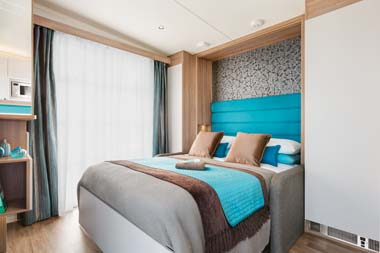S-POD Lounge with Bed