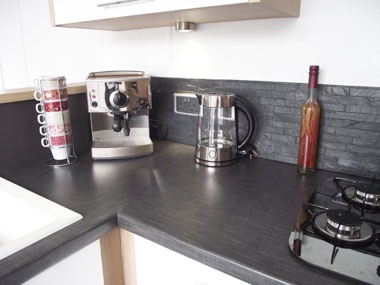 Willerby Linear - Kitchen Appliances