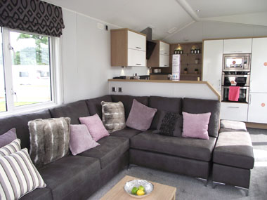 Willerby Linear - Lounge