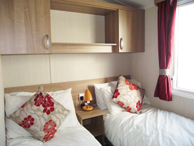 Swift Loire - Twin Bedroom