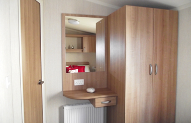 Swift Loire - Vanity Unit in Main Bedroom