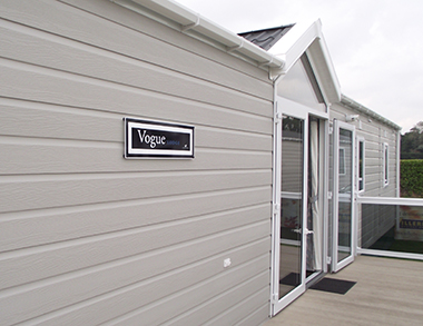 Willerby Vogue - Exterior Side Canopy