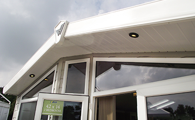 Willerby Vogue - Front Canopy