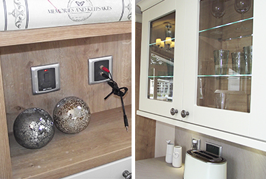 Willerby Vogue - Kitchen Details