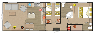 Regal Sandringham - Floor Plan