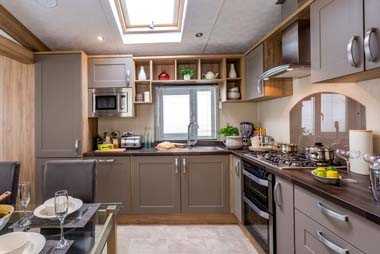 Pemberton Brompton Kitchen Wide Angle