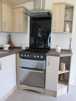 ABI Blenheim Cooker and Units