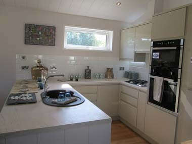 Pathfinder Thorverton Kitchen