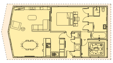Pathfinder Fairway - floorplan