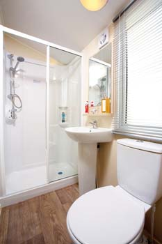 Atlas Everglade Shower and Toilet Wide