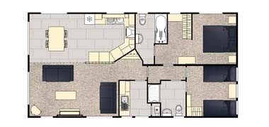 Victory Parkview floorplan