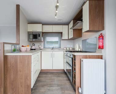 Willerby Chamberry  Kitchen Wide