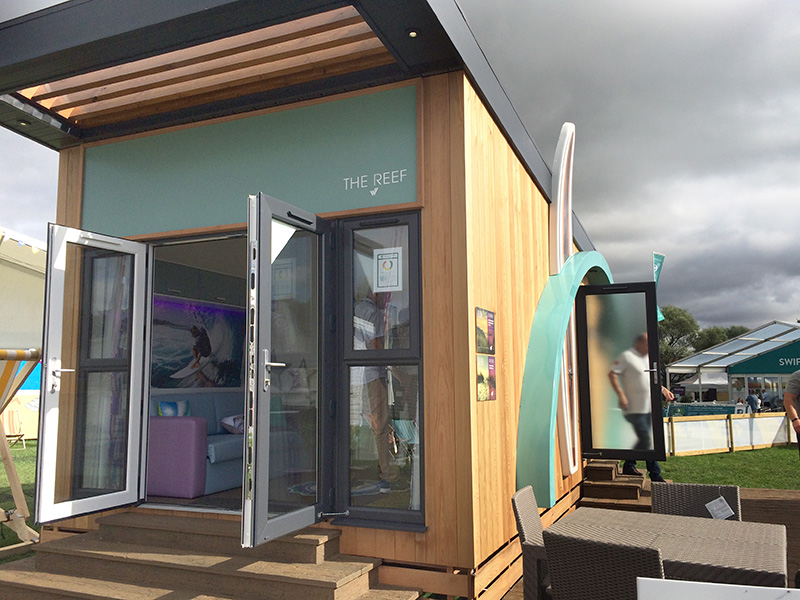 Willerby Reef exterior front