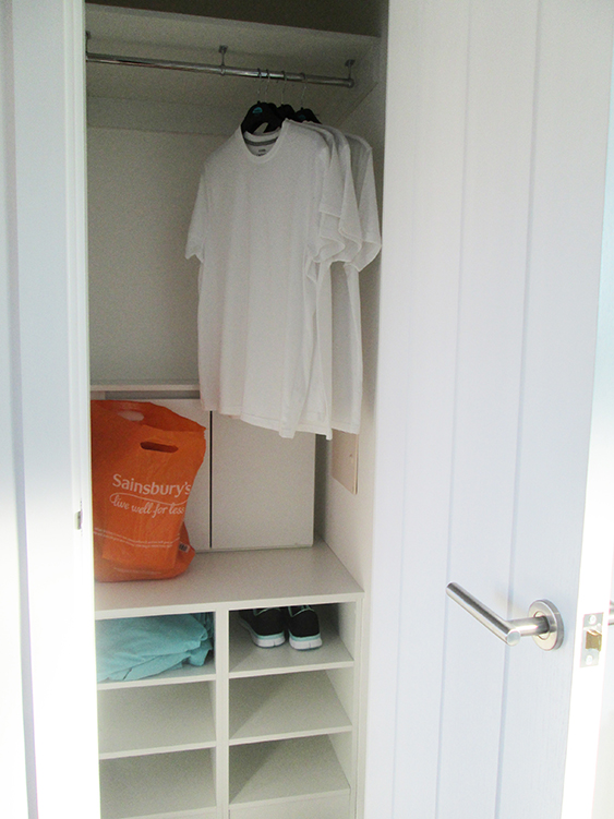 Willerby Reef storage cupboard