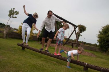 family holiday park
