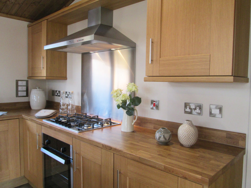 Tingdene Warreners kitchen
