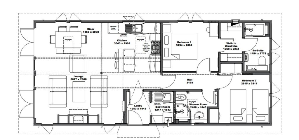 Warreners floorplan