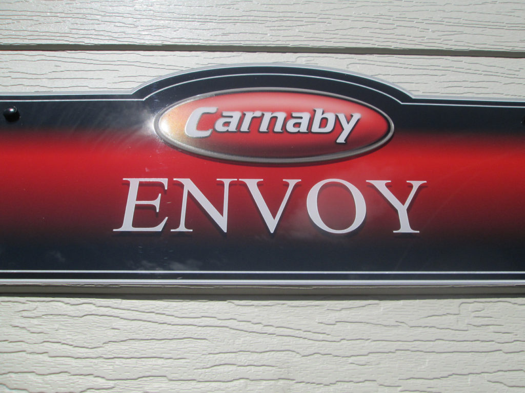 Carnaby Envoy sign