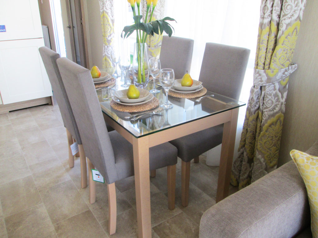 Pemberton Serena Dining Table and Chairs