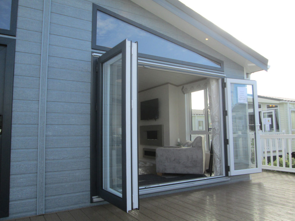 Pemberton Rivendale Lodge Bifold Doors