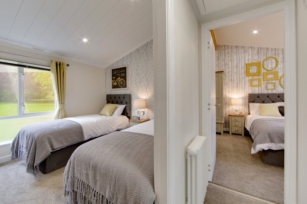 Willerby Mulberry Bedrooms