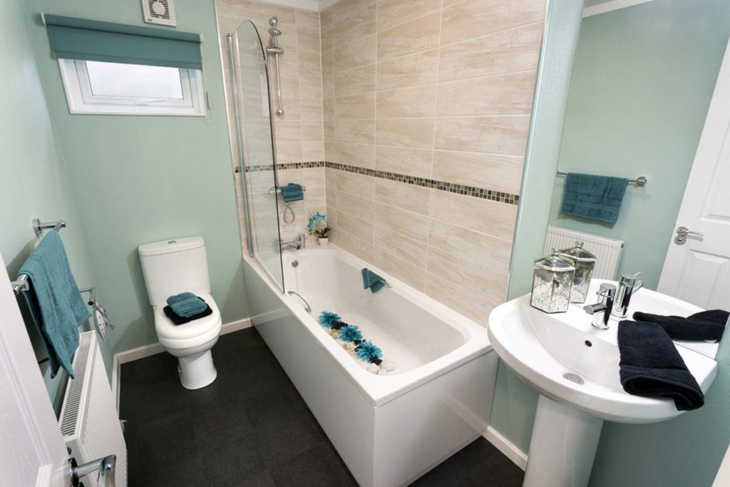 Tingdene Hayden Bathroom Wide