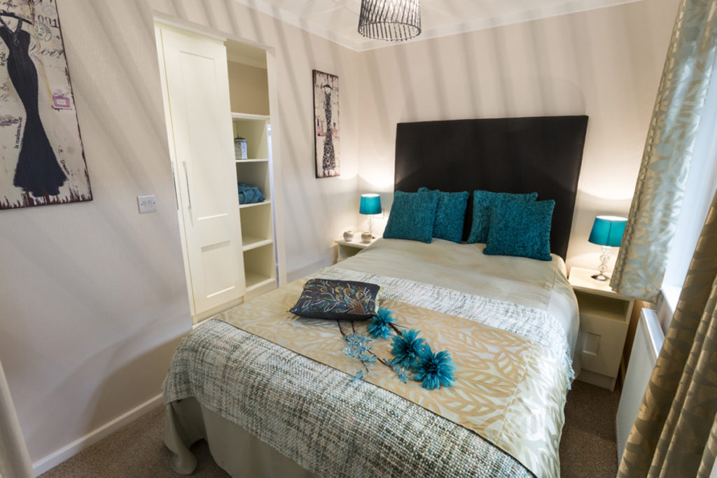 Tingdene Hayden Double Bedroom