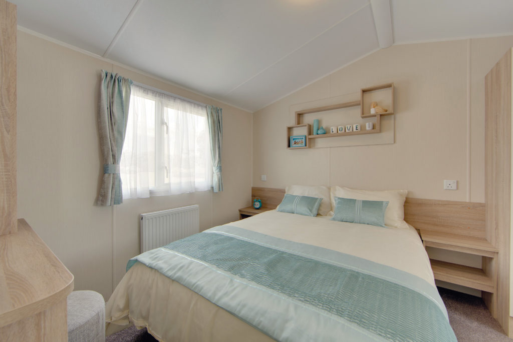 Willerby Lymington Master Bedroom