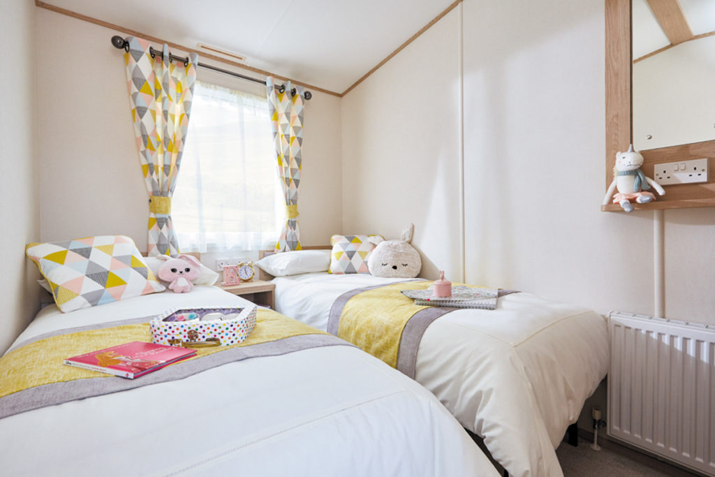ABI Malham Twin Room Wide