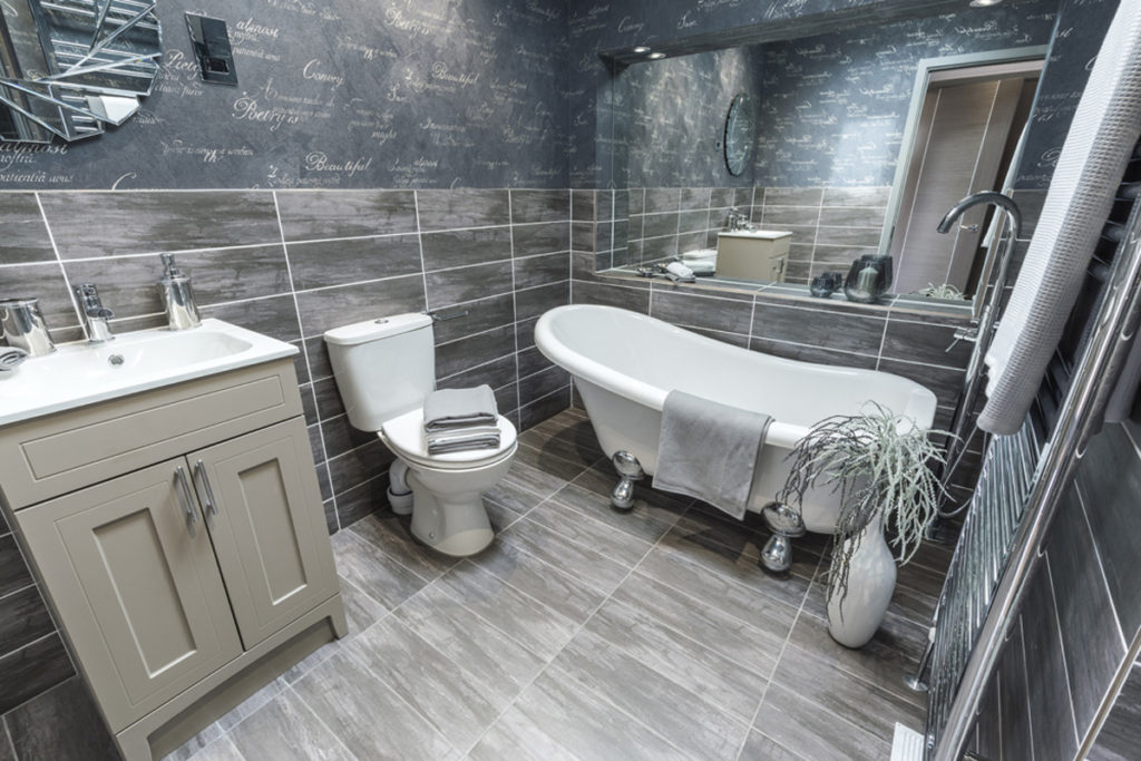 Tingdene Kudos Bathroom With Bath Etc
